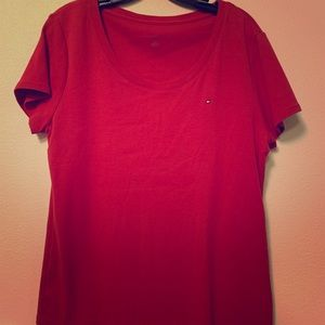 Women's Tommy Hilfiger large T-shirt